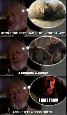 The Best Star Wars Prequel Memes