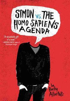 Simon vs. the Homo Sapiens Agenda by Becky Albertalli.  Winner of the Milwaukee County Teen Book Award 2016.