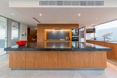 City Beach III - LUXUS Homes Corten Steel, Kitchens, Contemporary, Beach, Interior, Furniture, Design, Home Decor, Luxury
