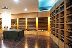 Wine cellars aren't typical storage spaces. They need to be built to fit the available space, meet the function, design, and styling needs of the homeowners too. Learn more on why you need a custom layout for your wine cellar :) Wine Cellar Temperature, Transformers, Wine Searcher, Wine Cellar Design, Wine News, Types Of Wine, Classic Architecture, Piece A Vivre, Light Installation