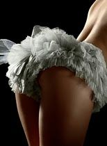 i must have tutu knickers.