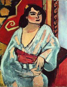 Argelian woman- 1909