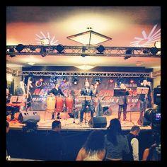 Concert live Tumbaito la Congresul Naţional de Salsa, ediţia a 8-a!