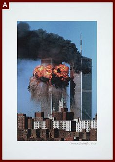 911 Twin Towers. The day that changed the direction of the 21st Century.