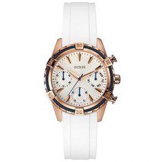 [PATROMOB]Relógio Feminino Cronógrafo Guess 92552lpgsru1 - R$ 359,91