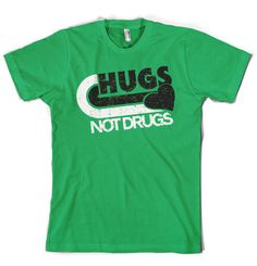 I want this shirt in red, so I can wear it during Red Ribbon Week at school.