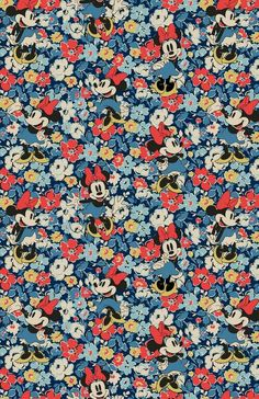 Our next Disney x Cath Kidston collection might be named for Mickey Mouse, but Minnie Mouse is by his side as always! Discover our special Minnie prints. Mickey Mouse Wallpaper Iphone, Cute Disney Wallpaper, Wallpaper Iphone Cute, Cartoon Wallpaper, Cath Kidston Wallpaper, Cath Kidston Disney, Disney Phone Backgrounds, Disney Background, Mickey Y Minnie