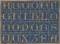 Spanish calligraphy - casos quadrados - Plimpton MS 296 (detail)