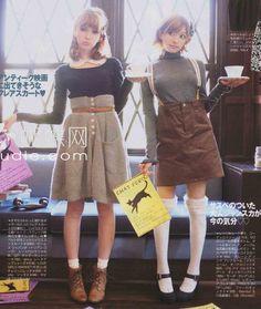 Tokyo Fashion Girls: Retro gyaru