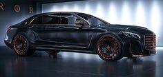Exagero: Mercedes S600 modificada chega a custar R$ 4,8 milhões - TecMundo