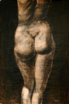 "Dario moschetta; Acrylic, 2010, Painting ""scratch my back"""