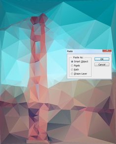How to Create an Abstract Low-Poly Pattern in Adobe Photoshop and Illustrator…