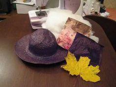 How to Make a Mushroom Hat Mushroom Hat, Panama Hat, Stuffed Mushrooms, Hats, How To Make, Christmas, Carnival, Stuff Mushrooms, Xmas