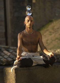 #Balance #om #meditate