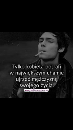 Tylko Kobieta,  tylko Kobieta........ Words Quotes, Me Quotes, Sayings, Teenage Dirtbag, Happy Photos, Romantic Things, Sad Stories, Sad Love, More Than Words