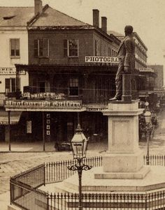 history of antebellum photography in new orleans, including old photographs, confederate soldier images and landscapes Louisiana History, Louisiana Homes, New Orleans Louisiana, Louisiana Swamp, Louisiana Plantations, Virginia History, New Orleans History, New Orleans Art, Old Pictures