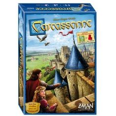 J'ai joué - Carcassonne