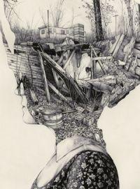 Personal Work - Art - Pat Perry