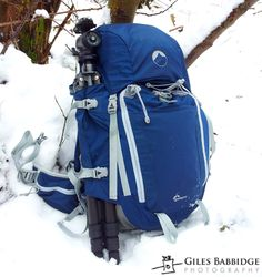 Lowepro Rover Pro 45L AW Backpack_© Giles Babbidge Photography 2013