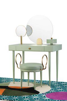 Interior Design Awards, Interior Design Studio, Interior Decorating, French Furniture, Modern Furniture, Furniture Design, Painted Furniture, Diy Furniture, Ecole Design