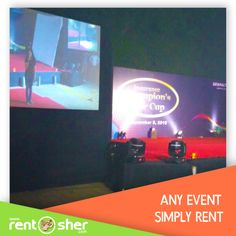 "RentSher helped GenPact to host ""Insurance Champions Cup"" in Delhi by providing Gear Cycles, Helium Balloons, Normal Balloons and Event set up on rent. Visit us for pleasant event hosting experience: www.rentsher.com"