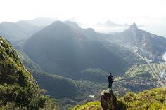 Parque Nacional da Tijuca no Rio de Janeiro! #viagem #turismo #rio