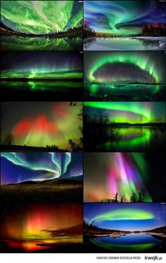 Northern Lights - one of the things I miss about Fort McMurray