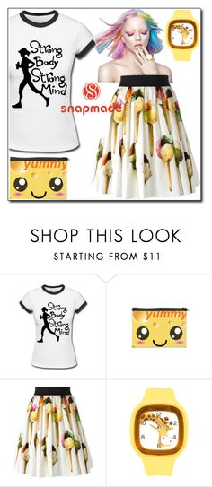 """""""Snapmade-3"""" by ruza66-c ❤ liked on Polyvore featuring Dolce&Gabbana"""