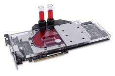 EK is releasing Full-Cover water blocks for the ASUS® ROG Strix GeForce® GTX 1080 Ti