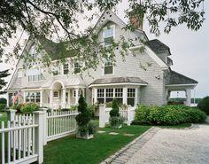 Cape Cod Home.