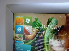 Picture of Wall-mounted Kitchen PC