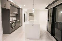 Open plan living by Grady Homes in Townsville, Australia