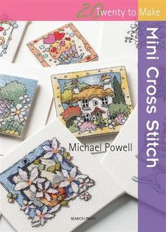 Twenty to Make Mini Cross Stitch