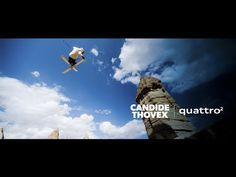Candide Thovex kills more terrain than you can ever imagine, total bullshit mind blowing stuff. In fact it's Audi showing the world how 'viral advertising' can be done, in a cool way Skullybloodrider Viral Advertising, Places Around The World, Around The Worlds, Skier, Film Inspiration, Spots, Sound Design, Experiential, Mountain Waterfall