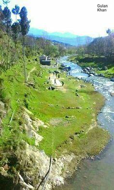 Fantastic view of Mansehra area Khyber Pakhtunkhawa Pakistan