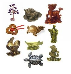 Feng Shui Symbols for Career Luck