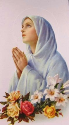 Blessed Mother Mary, Divine Mother, Blessed Virgin Mary, Catholic Prayers, Catholic Art, Religious Images, Religious Art, Madonna, Jesus Christ Images