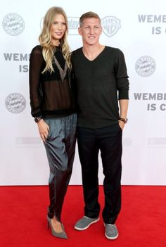 With Sarah Brandner by your side, there's plenty to cheer about -- just ask German player Bastian Schweinsteiger. Description from pinterest.com. I searched for this on bing.com/images