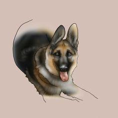 背景肌色バージョン Corgi, Drawings, Animals, Corgis, Animales, Animaux, Sketches, Animal, Drawing