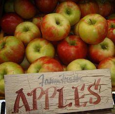 Apples. Manzanas. http://perfectodia.blogspot.com.es