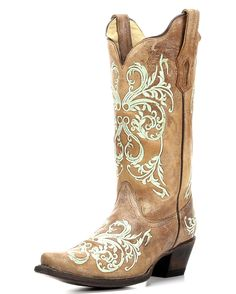 http://www.countryoutfitter.com/products/66699-womens-honey-green-dahlia-embroidery-boot-r1262