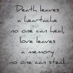 This quote is for my grandpa that passed away December 12, 2013