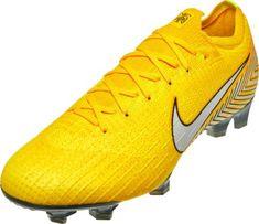 san francisco 9becb 5c127 Nike Neymar Vapor 12 Elite FG – AmarilloWhiteBlack