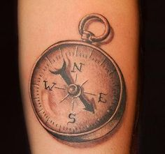 1000 images about travel tattoos on pinterest travel for Tattoo bussola significato
