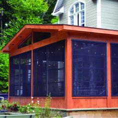 47 ideas for screen facade design house Screened Gazebo, Screened Porch Designs, Patio Gazebo, Outdoor Pergola, Screened Porch Decorating, Pergola Plans, Pergola Ideas, Outdoor Decor, Outdoor Kitchen Patio