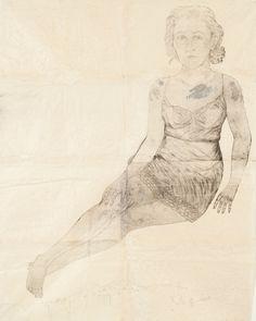 Kiki Smith - Silver Bird, 2006.