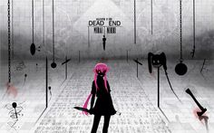Future Diary (未来日記) - Yuno Gasai / The Second (我妻 由乃)