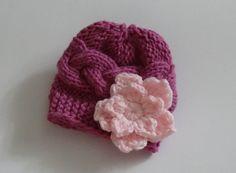 Baby Hat Toddler Girl Hat Newborn Hat Photo Prop Baby by Ifonka