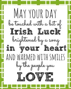 Irish Quotes, Irish Sayings, Irish Jokes & More. TKE you love Irish Prayer, Irish Blessing, St Patricks Day Quotes, Happy St Patricks Day, Saint Patricks, Vintage Frases, Irish Toasts, Irish Jokes, Saint Patrick's Day