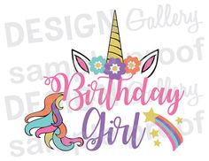 Best representation descriptions: Birthday Girl SVG Unicorn Face Related searches: Unicorn Invitation Birthday,Thank You for Attending .